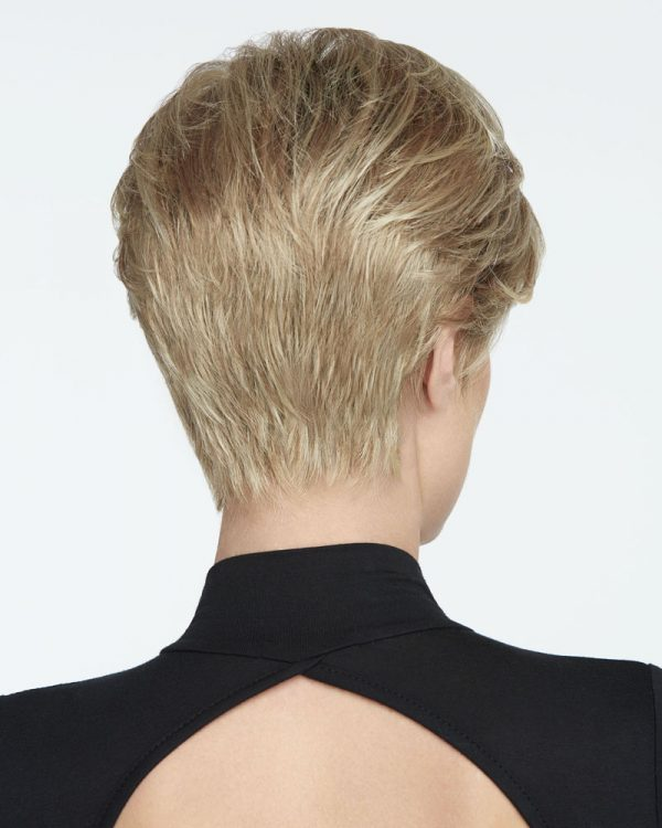 GO FOR IT Raquel Welch Wig - back view