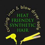 Styling Heat Friendly Synthetic Hair