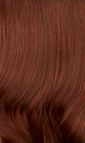 130R - Copper Red with Dark Auburn Roots