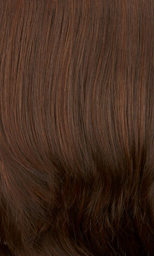 6/30R - Auburn with Chestnut Brown Roots
