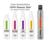 Raquel Welch Care Information Human Hair