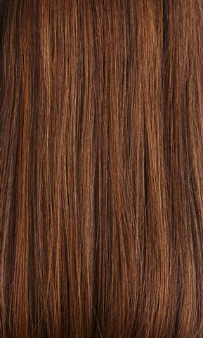 MOCHA - Brown with Highlights