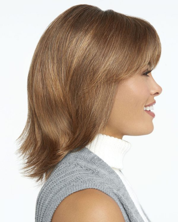 Infatuation Elite Raquel Welch Wig -side-right