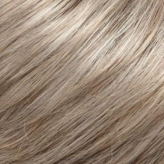 54 - Light Grey with 25% Medium Natural Golden Blonde