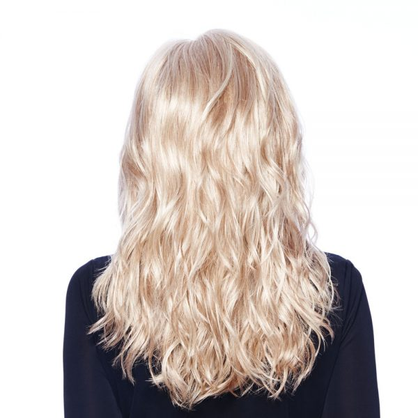 Lace Front Monofilament Top-back-blond