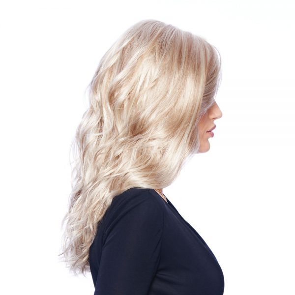 Lace Front Monofilament Top-side