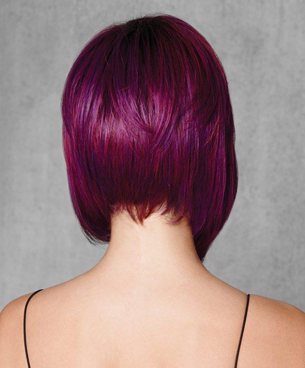 Midnight Berry Wig by Hairdo Heat Friendly HairUWear -back