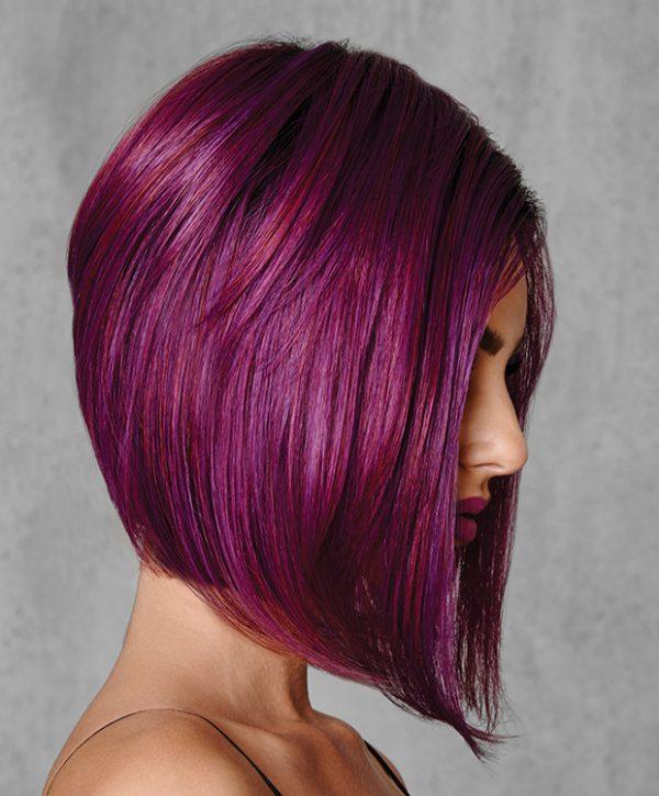 Midnight Berry Wig by Hairdo Heat Friendly HairUWear - right