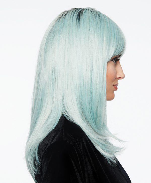 Mint To Be Wig by Hairdo Heat Friendly HairUWear -right