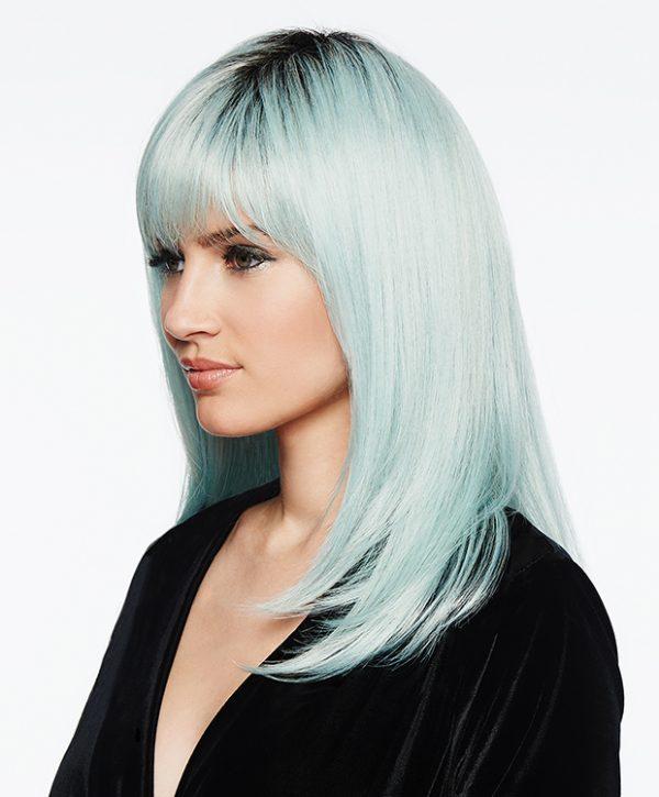 Mint To Be Wig by Hairdo Heat Friendly HairUWear -left