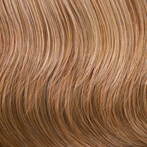 R2026S - GLAZED APRICOT - Pale Ginger Blonde with Gold Highlights