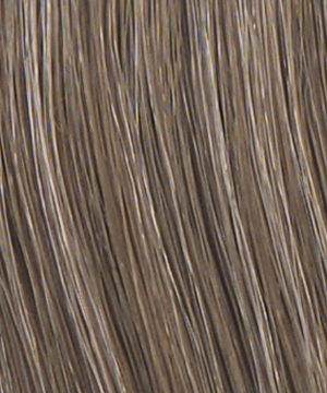 R388G - GRADIENT SMOKED WALNUT - Light Brown with 80% Gray Blended into 50% Darker Nape