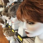 Wig Cap Sizes - petite, large and average. Making a wig takes more steps than you may expect!