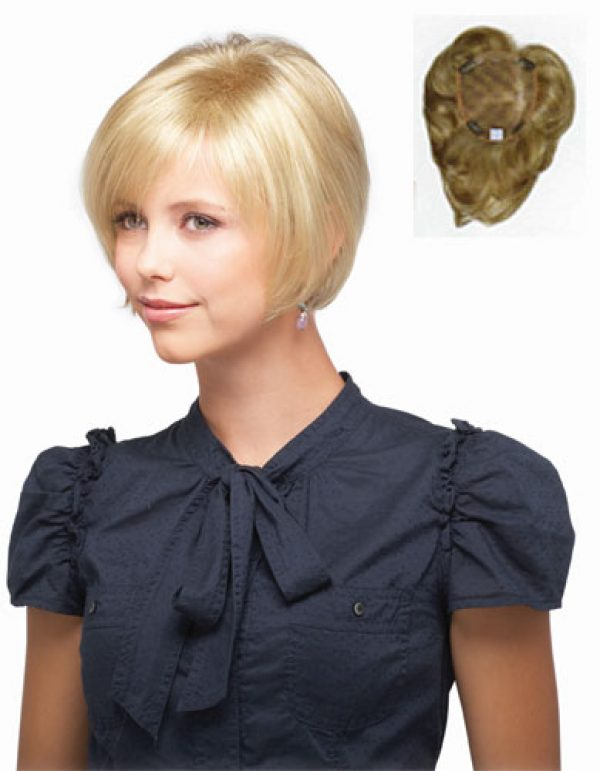 Medium Top Piece 731 Hairpiece by Rene of Paris