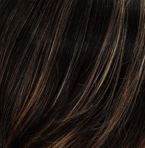 SABLE - Brown Black Blend with 15% Malibu Blonde Highlights