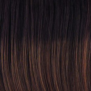 SS10 - SHADED CHESTNUT BROWN - Chestnut Brown with Shadow Shades Darker Root