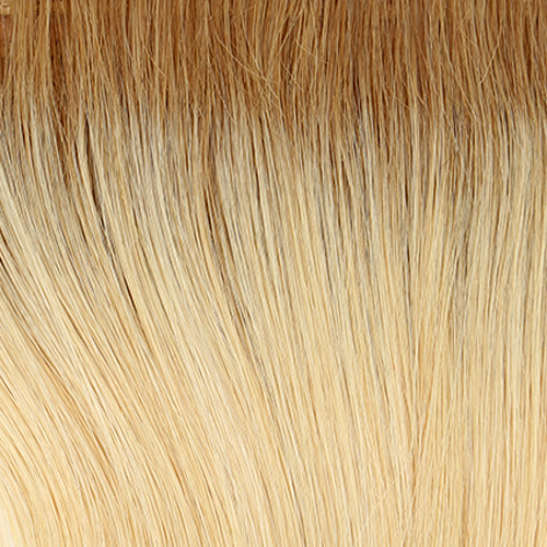 SS25 - GINGER BLONDE with Shadow Shade Darker Roots