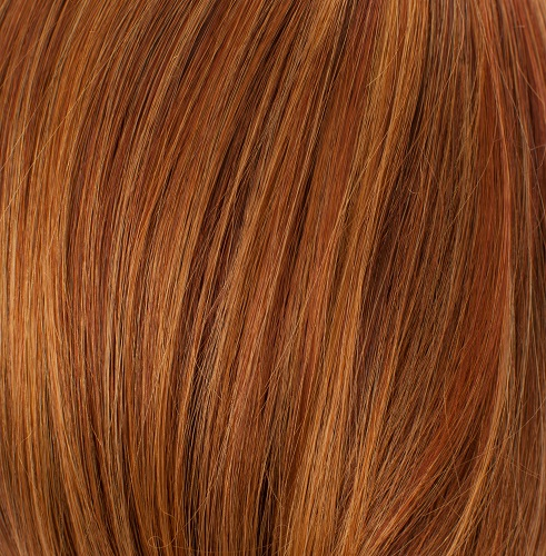 SUNSET RED - Red Blends and Red-Gold Blend Highlights