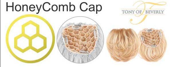 Honey Comb Base Hairpiece Integration Design Tony Beverly