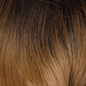 T1B-30 - Soft Black with Medium Auburn Tips