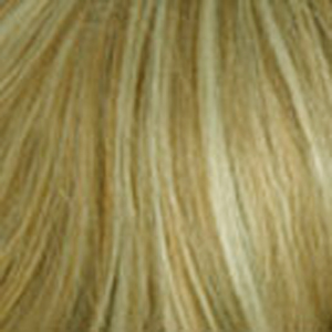 27T613 - Strawberry Blonde root tipped with Pale Blonde